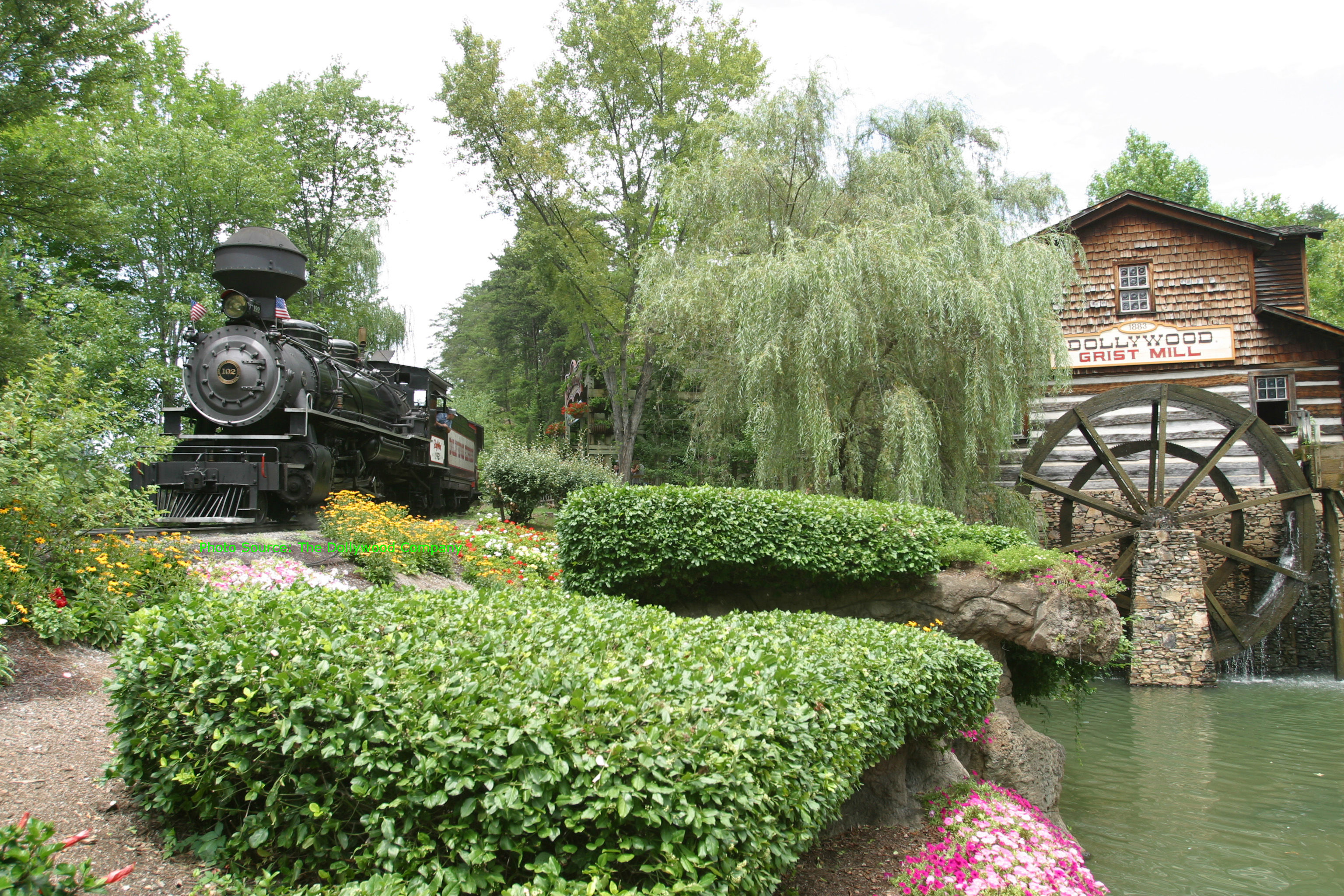 Dollywood Train; Dream More, Dollywood, and A.D.D